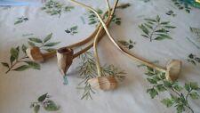 pipe stile hobbit gandalf signore degli anelli artigianali