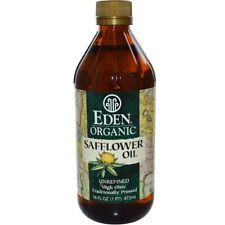 Eden Foods, Organic Safflower Oil, Unrefined