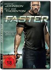 DVD - Faster (Dwayne Johnson, Billy B. Thornton) / #6242