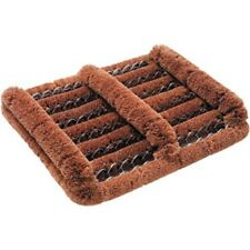 Heavy Duty Outdoor Door Mat Boot Shoe Scraper Brush Metal Coil Caravan shoes Mat