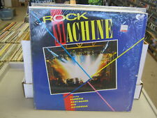 Rock Machine LP In Shrink RAINBOW Hawkwind Motorhead UFO Slade Atomic Rooster EX