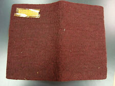 1950 NFL Champiosnhip Game Cleveland Browns v. Rams Actual Goal Post Padding