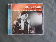 The Bill Perkins Octet on Stage 1956 JP-1221 Pacific Jazz Record 1998 CD