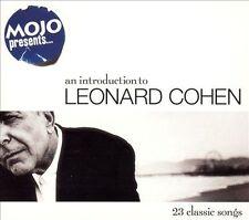 Mojo Presents by Leonard Cohen (CD, Sep-2003, 2 Discs, Sony Music...