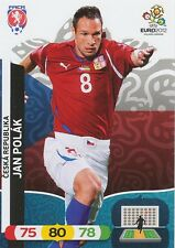 JAN POLAK # REP.CZECH CARD PANINI ADRENALYN EURO 2012