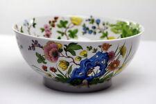 German Kaiser Large Porcelain bowl Chinese  Nanking Design