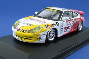 MINICHAMPS - PORSCHE 911 GT3 Cup Becker - 1:43 in OVP /Box - WAP02007210