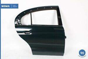 03-08 Jaguar S-Type X204 Rear Right Side Door Shell Panel 2R83F24700AA HGD OEM