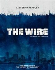 The Wire Seasons 1 to 5 Complete Collection Blu-ray UK BLURAY