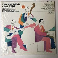 Nat King Cole Trio LP NM/NM on Capitol Mono