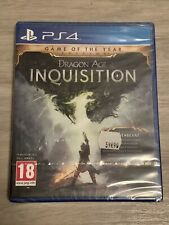 Jeu Dragon Age Inquisition GOTY game Of The Year - Neuf FR - Sony PlayStation 4