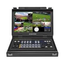 "AVMATRIX PVS0613 13.3"" FHD LCD Portable 6CH SDI/HDMI Multi-Format Video Switcher"
