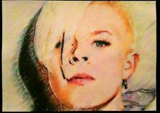 ROBYN SKETCH CARD PSC ACEO BY ARTIST Chuckles Rzeppa N AUTOGRAPH SIGNED