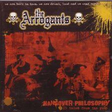 ARROGANTS – HANGOVER PHILOSOPHY CD punk oi! blitz