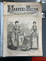 Harper's Bazar August 1881