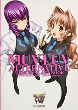Muv-Luv Alternative Memorial Art Book / From Japan