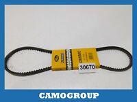 Belt Transmission Trapezoidal V-Belt BMW Serie 3 E30 Vauxhall Omega Peugeot 404