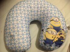 Children's Despicable Me Minion Bean Bag Car Head Rest