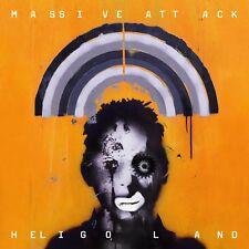 MASSIVE ATTACK Heligoland LP Vinyl NEW 2018