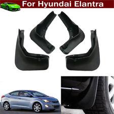 New 4pcs Car Mud Flap Splash Guard Fender Mudguard For Hyundai Elantra 2012-2017