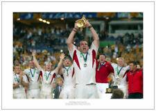 Martin Johnson England 2003 Rugby World Cup Final Photo Memorabilia (302)