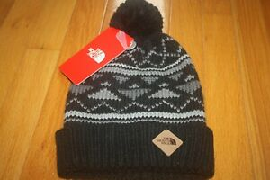 New with Tag The North Face Unisex Fair Isle Beanie One Size SHIP FREE US FAST