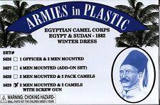 Armies in Plastic Egypt & Sudan Egyptian Camel Corps w/Screw Gun Winter Dress #4