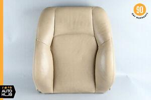 01-04 Mercedes W203 C320 C240 Front Left Driver Top Seat Cushion Beige OEM