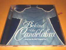 BEHIND THE CANDELABRA soundtrack CD hbo liberace michael douglas peggy king btc