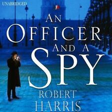 ROBERT HARRIS AN OFFICER AND A SPY NEW AUDIOBOOK FULL 13 DISC VERSION FREE UK PS