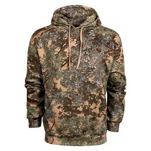 King's Camo Men's Desert Shadow Classic Cotton Pullover Hoodie All Sizes