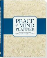 Peace of Mind Planner: Important Information about My Belongings, Business: New