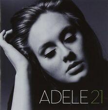 ADELE - 21: CD ALBUM (2011)