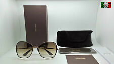 TOM FORD SOLANGE TF319 color 28F occhiale da sole da donna TOP ICON ST65124