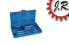 Air Bag Removal Tool Kit 7 Pc - VW, Audi, BMW, Mercedes, Seat, Skoda -Laser 4406
