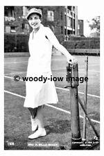 rp4578 - Wimbledon Tennis Player - Mrs H Wills-Moody - photograph 6x4