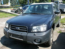 * Subaru Forester SG-2,0l- KW 92-125PS- Türbeplankung hinten links *