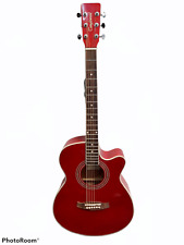 More details for tanglewood discovery dbt sfce tr 6 string electo acoustic guitar - 82406/sh