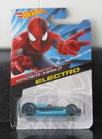 Hot wheels. Spider-man 2 Electro . Marvel