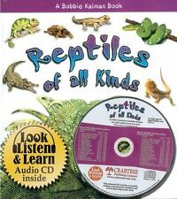 Reptiles of All Kinds (What Kind of Animal Is It? (Paperback)) by MacAulay, Kel