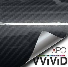 Black Tech Art Gloss Carbon Fiber Vinyl wrap Vivvid vinyl