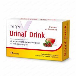 IDELYN URINAL HOT DRINK / 12 sachets