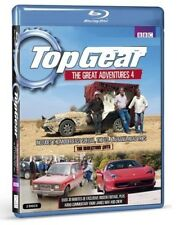 TOP GEAR UK 2010-2011 - US + MIDDLE EAST + ALBANIA SPECIALS - BBC TV BLU-RAY UK
