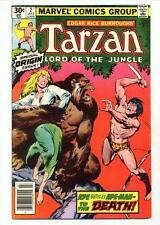 Tarzan #2    Ape Battles Ape Man to the Death