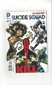 DC Comics Suicide Squad 23 October 2013 $2.99 USA  The New 52!
