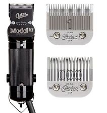 Oster Professional Model 10 Detachable Clipper with #000 and #1 Blades 76010-010