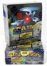 1993 SKYBOX MASTERS SERIES HOBBY BOX LOT FACTORY SEALED NEW (2 BOXES)