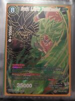 BT6-060 SPR Broly, Limits Transcended Dragon Ball Card Game Mint