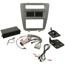 SCOSCHE ITCFD01B STEREO RADIO DASH INSTALL KIT DOUBLE DIN FORD MUSTANG 2010-2014