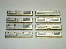 32gb (8x 4gb) PC2-5300F HP Proliant BL460C DL360 DL380 DL580 ML350 G5 Memory